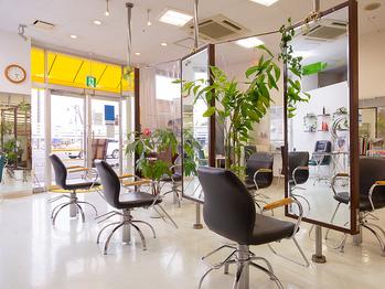ジヨイヘアー あきる野店(JOY Hair)(東京都あきる野市/美容室)