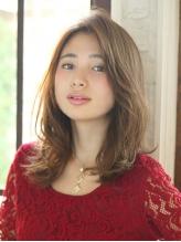 ☆オススメ☆髪にも肌にも優しいオーガニックカラーを導入!!10種類以上のハーブエキスを配合しています♪