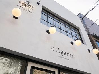 オリガミアパートメント(origami apartment)(東京都世田谷区/美容室)