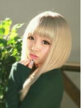 【カラー+トリートメント¥4000~】髪色は気分も変える♪お得にキレイにHappyに★