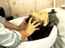 【JR市川駅徒歩3分★】最高級のバリ式Spa♪40工程の難関技術をstylist全員が習得!頭皮ストレスをリセット♪