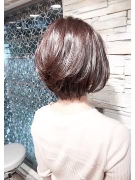 2020年冬】面長のヘアスタイル・ヘアアレンジ・髪型|BIGLOBE Beauty