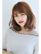【Rire-リル銀座-】柔らか内巻きカール.9
