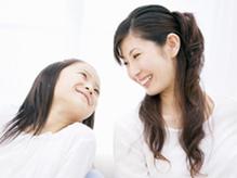 宮原駅徒歩1分☆DVD付キッズスペース有♪子育て中ママもゆっくり安心してサロンタイムをお楽しみください!