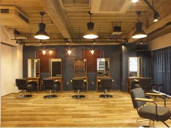 ブルースヘアギャラリー(Blues hair gallery by across)(東京都荒川区)