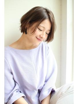 【Eleanor新宿】おもかる大人ショートボブ☆(加藤静華)