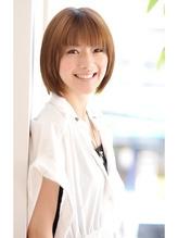 笑顔が可愛く見える★★ 小顔になる大人可愛いショートヘア 面接.51