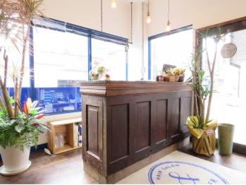 アンドフラワー(&FLOWER)(福岡県古賀市/美容室)
