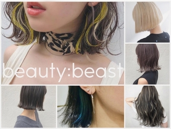 ビューティービースト 浦添店(beauty beast)(沖縄県浦添市/美容室)