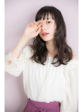 【Deseo】大人かわいいシースルーバングふんわりミディ.8
