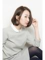 【THREEbyKEEP尾山台、木田】髪質改善ショートボブスタイル