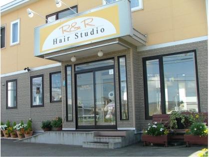 アールアンドアール ヘアスタジオ(R&R Hair Studio) image