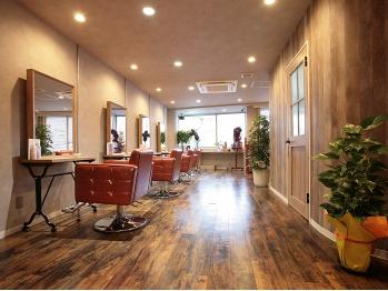 ヘアーデザイン ダグ(Hair design DAG)(神奈川県横浜市緑区/美容室)
