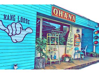 オハナストア (OHANA 087 hair design store)(大阪府河内長野市/美容室)