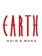 アース 綱島店(HAIR&MAKE EARTH)