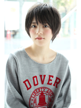 【Un ami】《増永剛大》マッシュショートボブ、大人透明感カラー 小顔.57