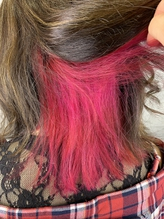 ミルクティとピンクの春色カラー.11