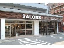 サロンズヘアー 東原店(SALONS HAIR)