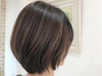 リーフヘアー(leaf hair)