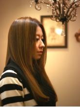 髪に潤いを与えるプラチナナノコラーゲン使用◎粒子の細かいコラーゲンを入れることで、傷んだ髪に輝きを☆