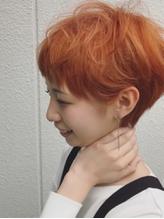[AntigaVI]ベリーショート×フォギーオレンジ.25