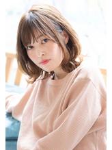 【HONEY】顔まわり小顔ミディ×美髪モテヘア(徳永 りえこ).15