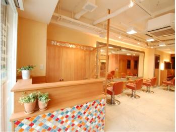ネオリーブ コパン 鶴見店(Neolive copain)(神奈川県横浜市鶴見区/美容室)