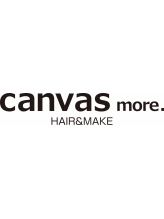キャンバスモア(canvas more.)