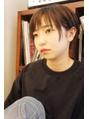 さり気ないアシメショート【表参道/青山 drop】