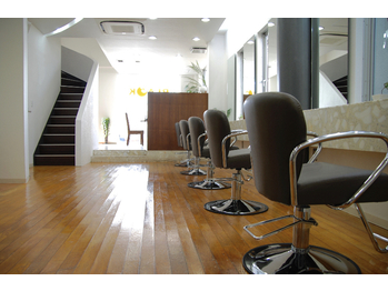 ブラック ビューティースペース(鳥取県米子市/美容室)