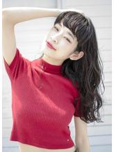 【RYOKU】黒髪ルーズウェーブ うるツヤ.59