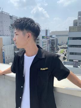 【RIFULL八王子】フェザーマッシュ ワイルドアップバング