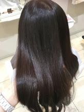 【髪質改善】リビジョン+オイルケア+シャンプーブロー¥7344》【CIRO】の髪質改善Trで湿気も気にならない!
