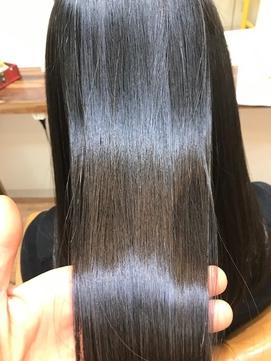 髪質改善プレミアムモイスチャートリートメント