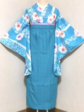 卒業式の着物と袴 52