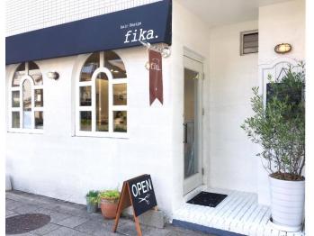 ヘアデザイン フィーカ 津留店(hair Design fika.)(大分県大分市/美容室)
