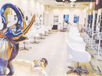 40代大人女性にぴったりな美容院 エムツーバイアクアリゾート(M2 By Aqua Resort)