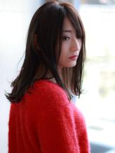 [Red-ux] スタイリング簡単♪ カジュアルセミロング .43