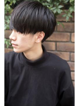 ★Lowha★韓国マッシュテクノ黒髪マッシュスマートマッシュ