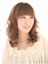 【学園前駅1分】カラーと同時に施術できちゃうほど髪に優しいコスメパーマ!ふわっと柔らかな質感に夢中♪