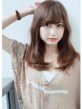 【air-GINZAtower】柔らかセミディスタイル .51