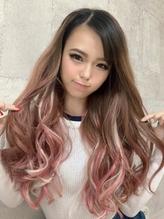 ピンクホワイト1.25