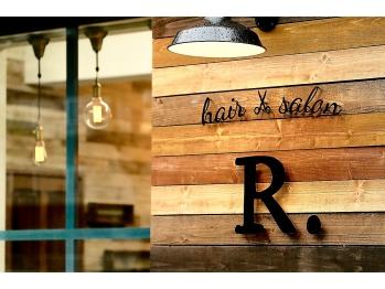 アール(hair salon R.)