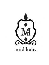 ミドヘアー (mid hair)