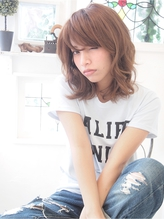無造作ロブ#ゆるふわアンニュイウェーブ .43
