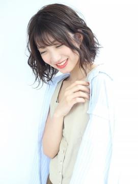 【K-two Esola 池袋】白髪染め◎N.カラー×オシャレBOB×黒髪