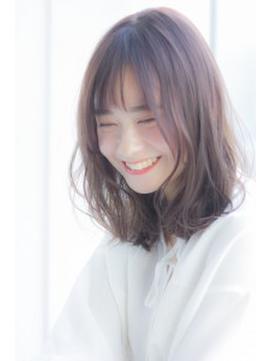 【Ramie寺尾拓巳】大人かわいい低温デジタルパーマミディアム