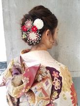 【keen】成人式ヘアセット♪ 結婚式.34