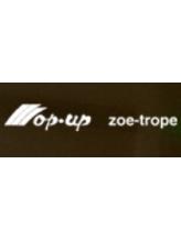 モップアップ ゾイトロープ(Mop up zoe trope)