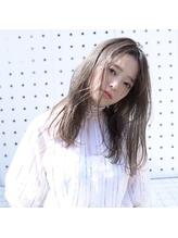 チークバンググレージュセミロング【vicca萩原】.29